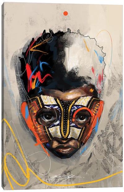 Been Super Boy I Canvas Art Print
