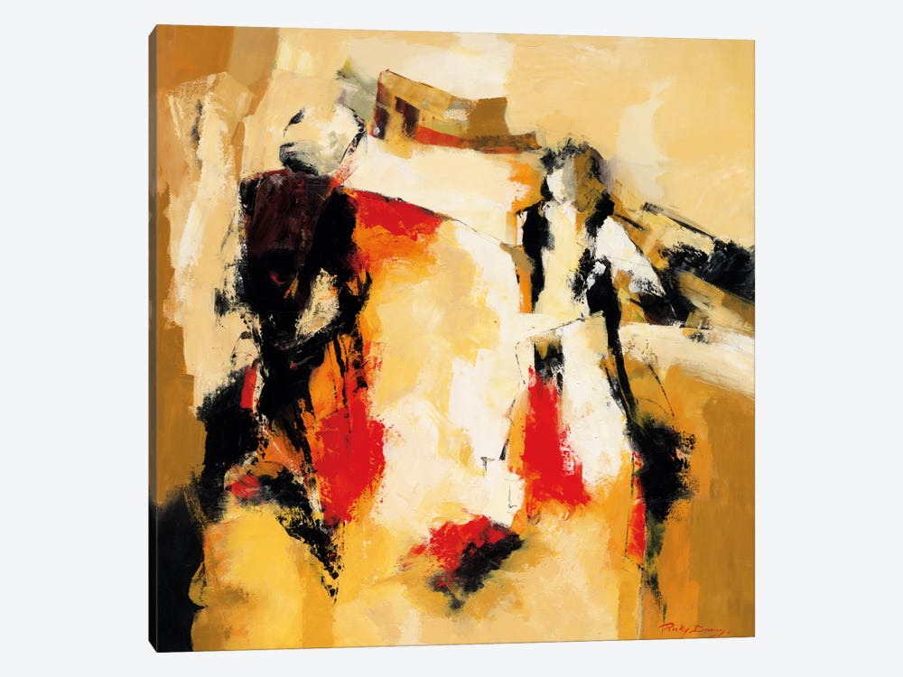 Magic Moments I by Ricky Damen 1-piece Canvas Wall Art