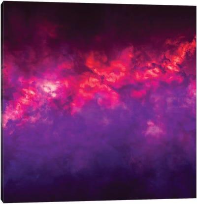 Painted Clouds' Vapors I Canvas Art Print