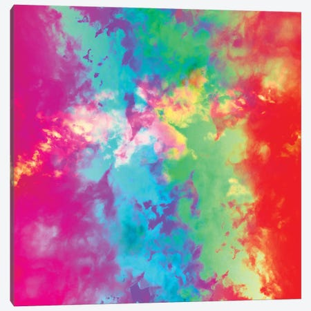 Painted Clouds' Vapors II Canvas Print #CLB23} by Caleb Troy Canvas Print