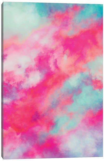 Rained Canvas Art Print