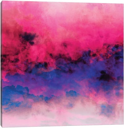 Acid Rain Canvas Art Print