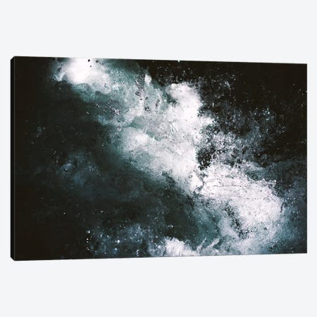 Soaked Canvas Print #CLB35} by Caleb Troy Art Print