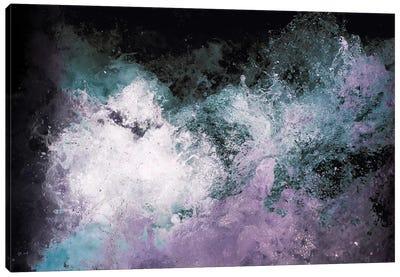 Soaked Chroma Canvas Art Print