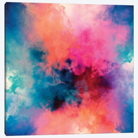Temperature Canvas Print #CLB40} by Caleb Troy Art Print