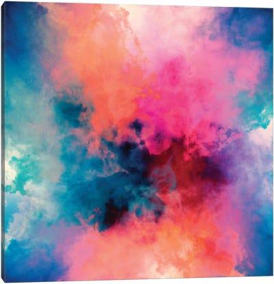 Temperature Canvas Art Print