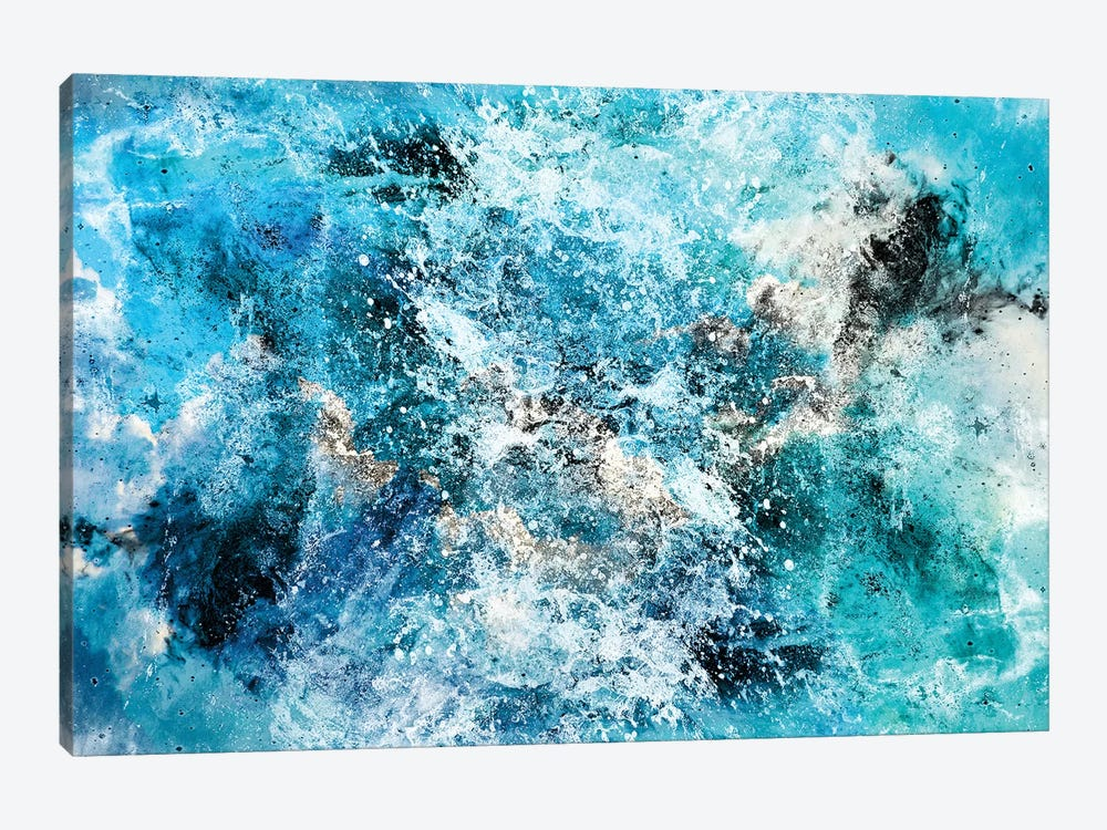 Water's Dance by Caleb Troy 1-piece Canvas Wall Art
