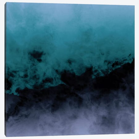 Zero Visibility Cut Canvas Print #CLB44} by Caleb Troy Canvas Wall Art