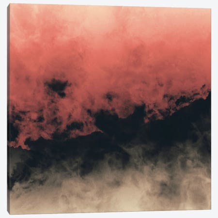 Zero Visibility Dust Canvas Print #CLB45} by Caleb Troy Canvas Wall Art