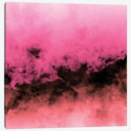 Zero Visibility Highlighter Dust Canvas Print #CLB47} by Caleb Troy Canvas Art