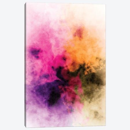 Zero Visibility Rebirth Canvas Print #CLB49} by Caleb Troy Art Print