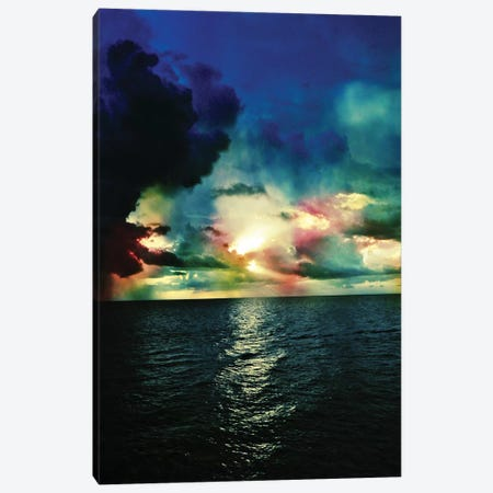 Red Skies At Night Canvas Print #CLB56} by Caleb Troy Canvas Art Print