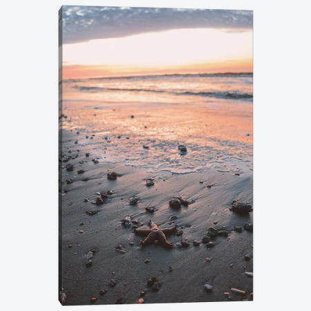 Sunrise Canvas Print #CLB58} by Caleb Troy Canvas Art