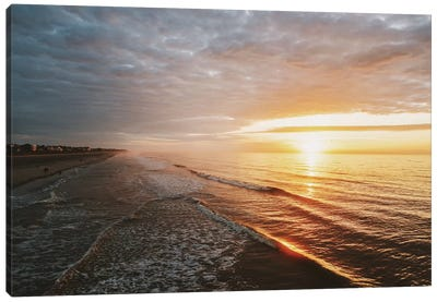 Surf & Sun Canvas Art Print