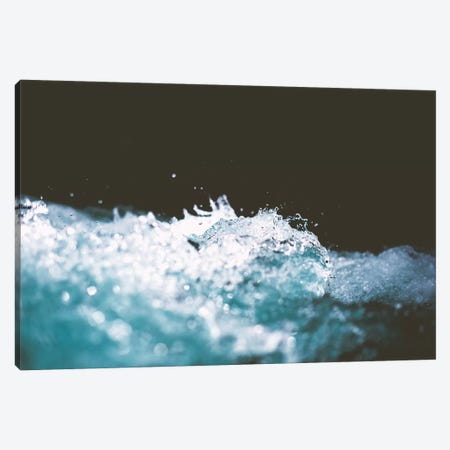Water XII Canvas Print #CLB62} by Caleb Troy Art Print