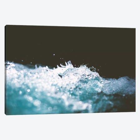 Water XII Canvas Print #CLB62} by Caleb Troy Art Print