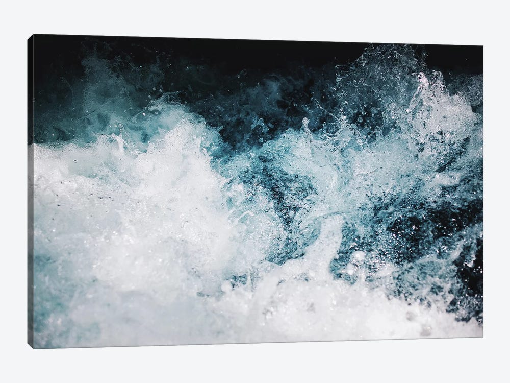 Blue Swells by Caleb Troy 1-piece Art Print