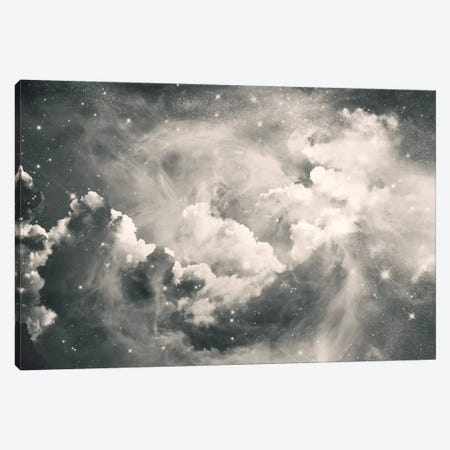 Find Me Among The Stars 3-Piece Canvas #CLB9} by Caleb Troy Canvas Print