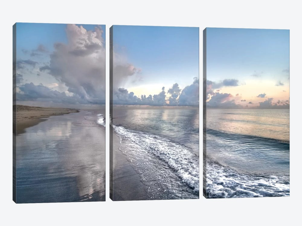Quiet Morning by Celebrate Life Gallery 3-piece Canvas Artwork