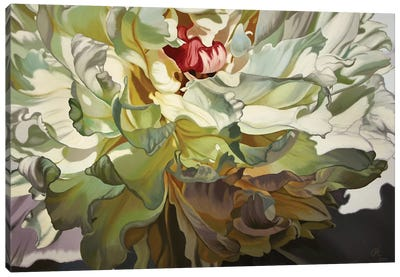 Adi Shakti Canvas Art Print