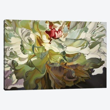Adi Shakti Canvas Print #CLH2} by Chloe Hedden Art Print