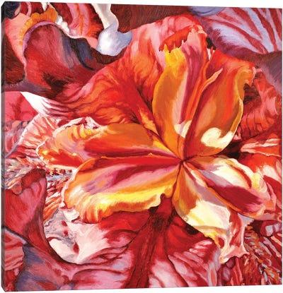 Inner Fire Canvas Art Print
