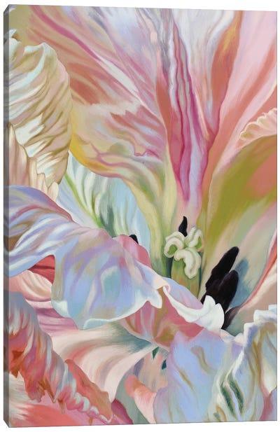 Parrot Tulip I Canvas Art Print