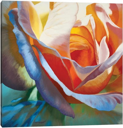 Betty Jane Canvas Art Print
