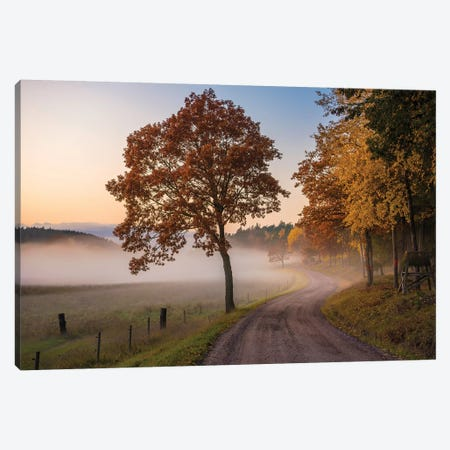 Countryside Vibes Canvas Print #CLI10} by Christian Lindsten Canvas Print