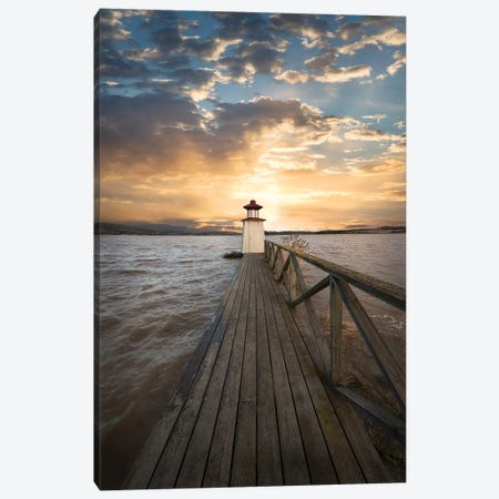 Enlightened Canvas Print #CLI14} by Christian Lindsten Canvas Art