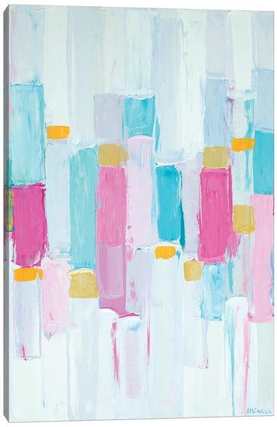 Cool Rhizome I Canvas Art Print