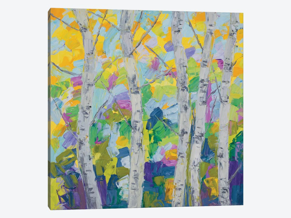 Dancing Birch Tree I by Ann Marie Coolick 1-piece Canvas Print
