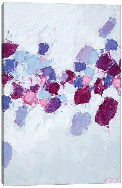 Amoebic Flow I Canvas Art Print