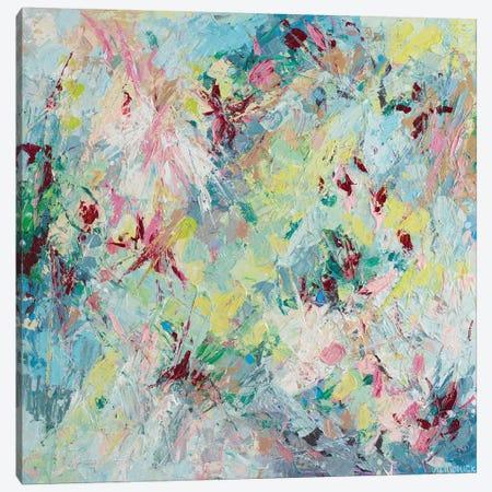 Prunus Serrulata Canvas Print #CLK28} by Ann Marie Coolick Canvas Artwork