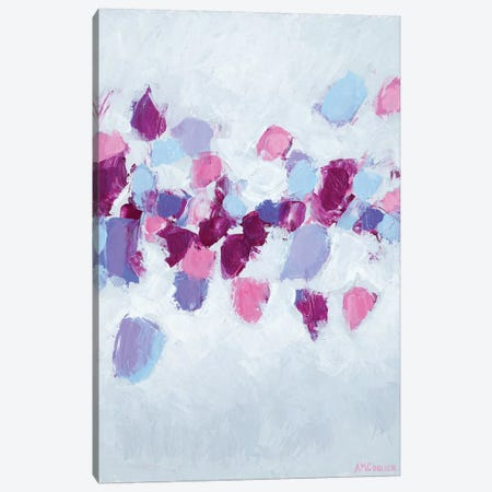 Amoebic Flow II Canvas Print #CLK2} by Ann Marie Coolick Canvas Artwork