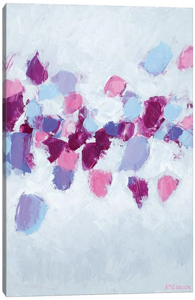 Amoebic Flow II Canvas Art Print