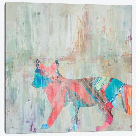 Rhizome Fox Canvas Print #CLK33} by Ann Marie Coolick Art Print