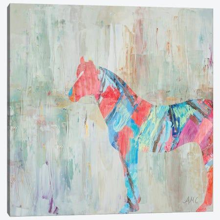 Rhizome Horse Canvas Print #CLK34} by Ann Marie Coolick Canvas Artwork