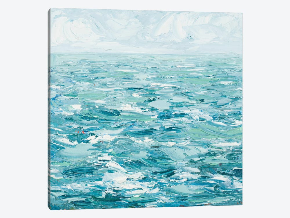 Rough Waters by Ann Marie Coolick 1-piece Art Print