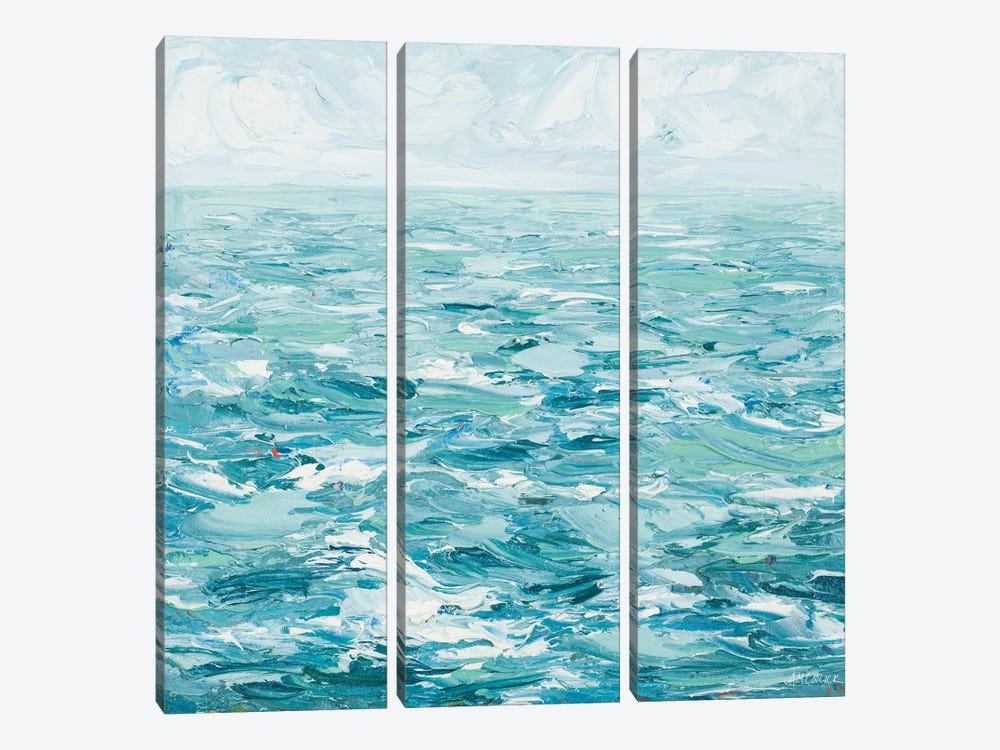Rough Waters by Ann Marie Coolick 3-piece Canvas Print