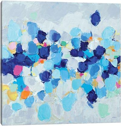 Amoebic Party I Canvas Art Print