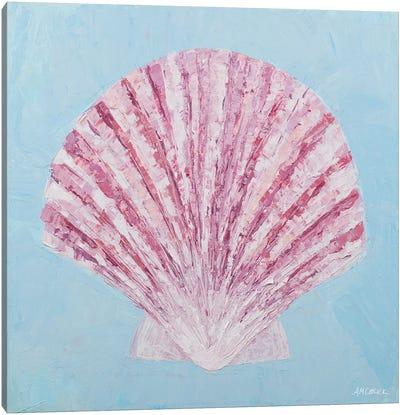 Conch & Scallop II Canvas Art Print