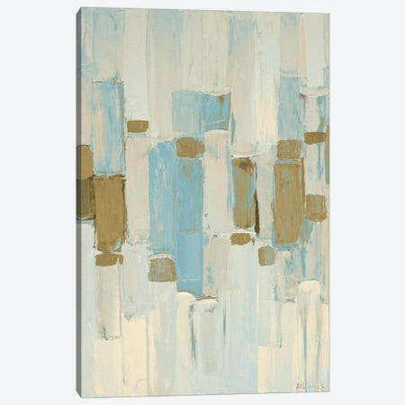 Muted Rhizome I Canvas Print #CLK48} by Ann Marie Coolick Canvas Artwork
