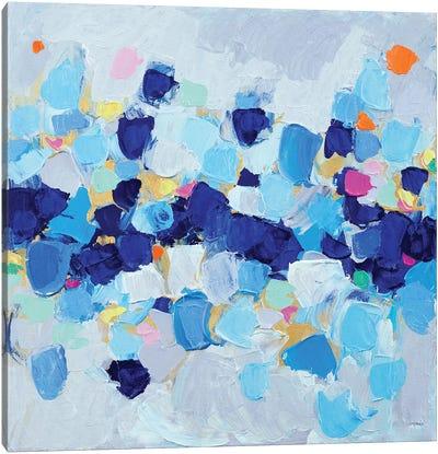 Amoebic Party II Canvas Art Print