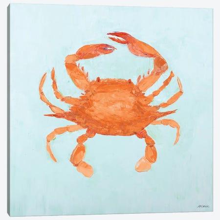 Orange Claw Buddies II Canvas Print #CLK52} by Ann Marie Coolick Canvas Art Print
