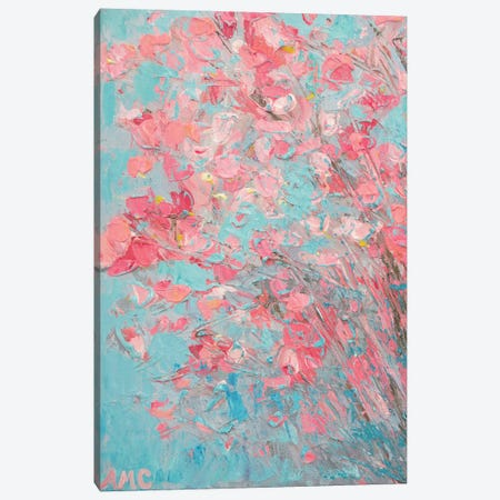 Apple Blossoms Canvas Print #CLK5} by Ann Marie Coolick Canvas Print