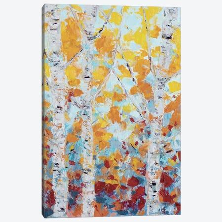 Aspen October I Canvas Print #CLK6} by Ann Marie Coolick Art Print
