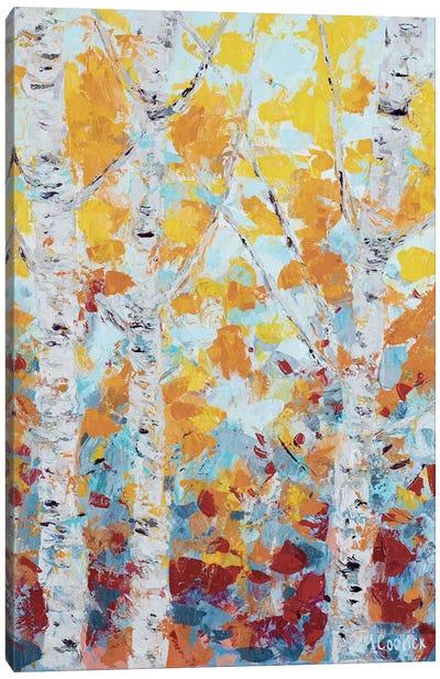 Aspen October I Canvas Art Print