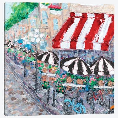 Paris On My Mind II Canvas Print #CLK70} by Ann Marie Coolick Canvas Print