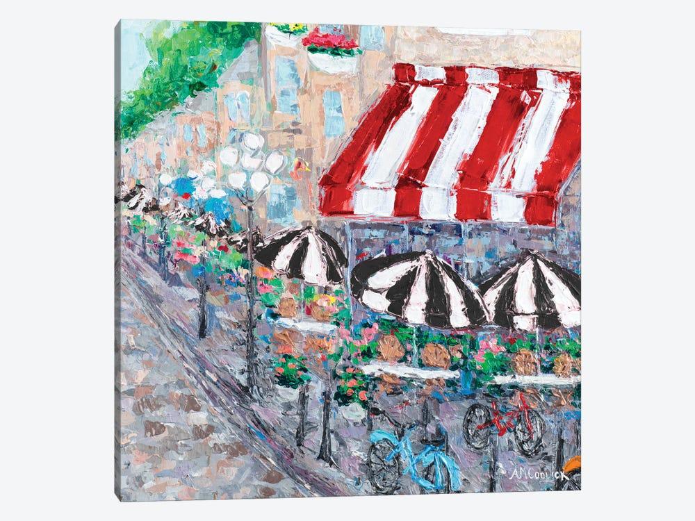Paris On My Mind II by Ann Marie Coolick 1-piece Canvas Artwork